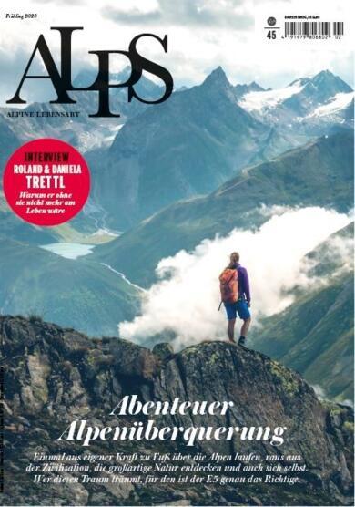 Vertriebsübernahme ALPS Magazin